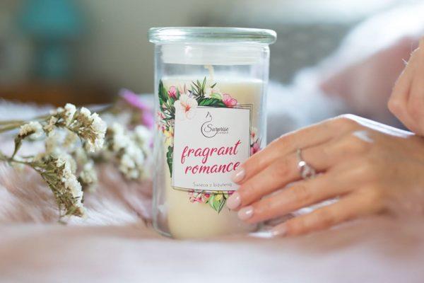 świeca fragrant romance