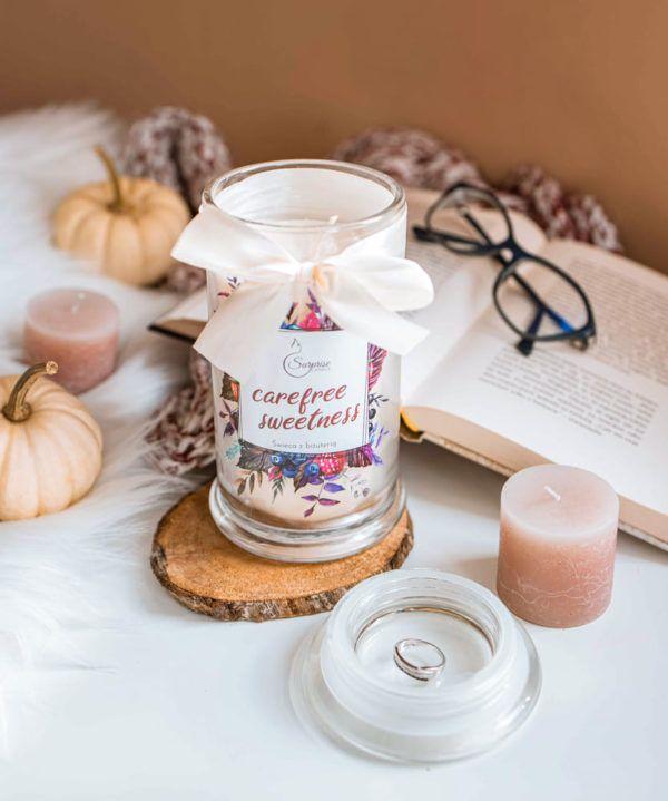 świeczka carefree sweetnes