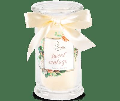 świeca zapachowa sweet vintage