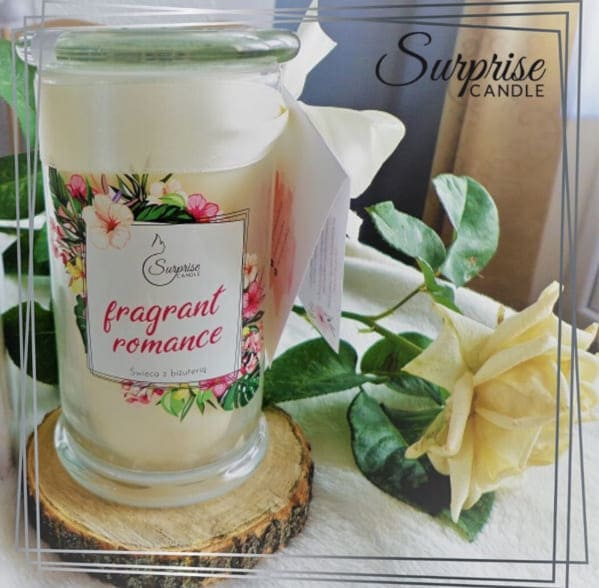 Świece zapachowe Surprise Candle